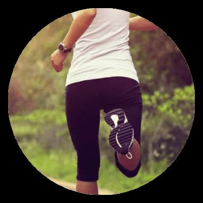 Bieg na redukcję cellulitu.